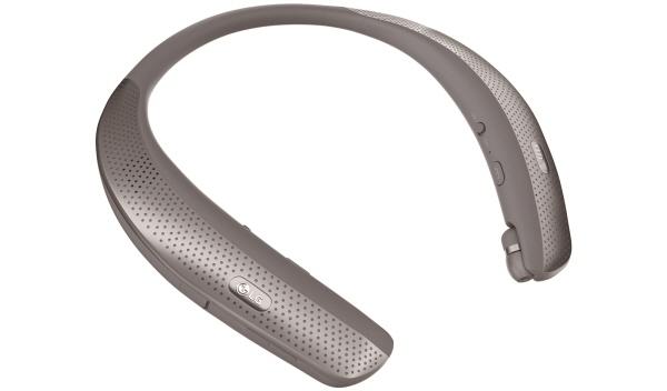4개의 스피커를 삼킨 블루투스 헤드셋, LG전자 LG 톤플러스 스튜디오 HBS-W120