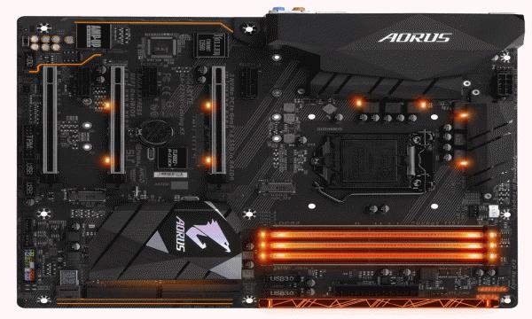 기가바이트 GA-Z270X-Gaming K5 어로스 피씨디렉트