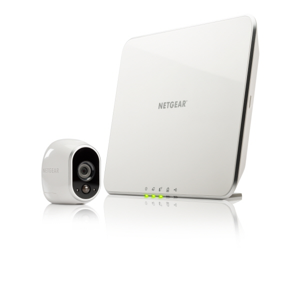 무선으로 더 간편하고 안전하게 'IP카메라 가정용 CCTV, 넷기어 알로'