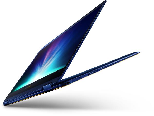 가장 얇고 가벼운 2in1 노트북 ASUS ZenBook Flip S UX370UA