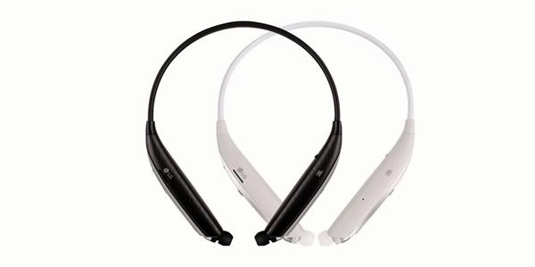 외장 모노 스피커를 지원하는 블루투스 이어폰 LG전자 LG TONE+ HBS-820S