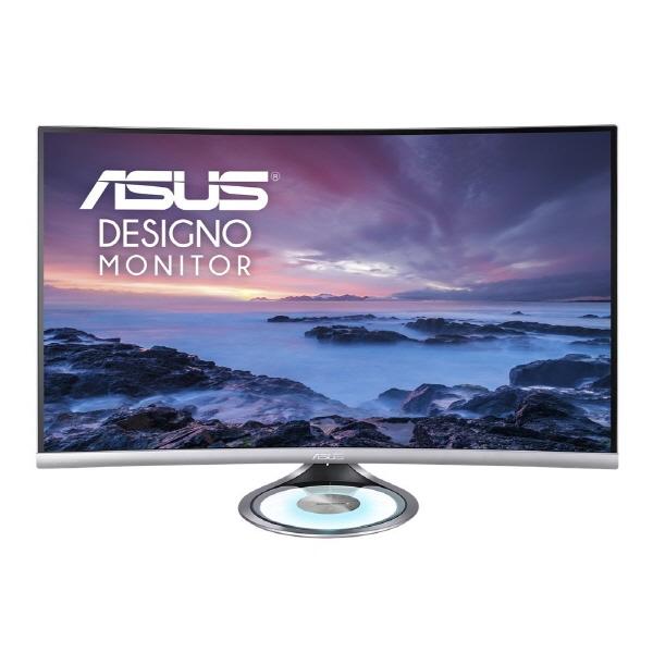 우아한 스피커로 변신한 모니터, ASUS Designo Curve MX32VQ