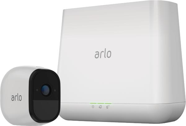 집을 가장 쉽고 안전하게 지키는 방법, 넷기어 알로 프로 무선 HD 보안 카메라