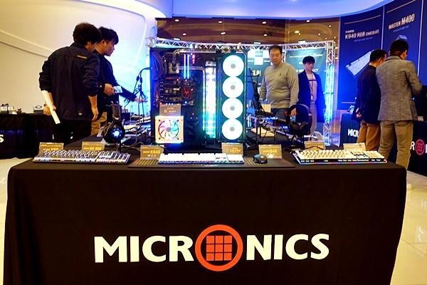 마이크로닉스, 21주년 맞아 2018년 신제품 전격 공개