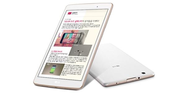 중급형 태블릿PC의 숨은 강자, LG G Pad Ⅲ
