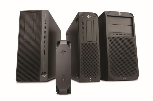 HP, 입문급 워크스테이션 HP Z 워크스테이션 공개
