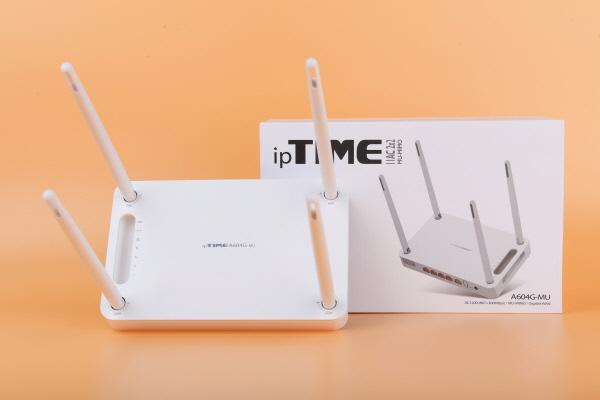 가성비 최강 기가 와이파이 무선 공유기, ipTIME A604G-MU