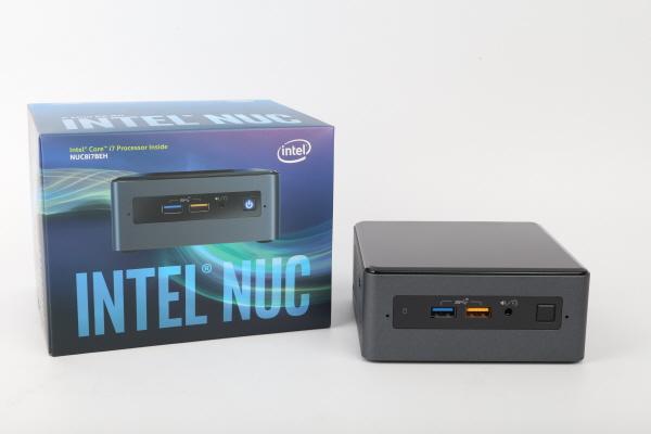 데스크톱만한 강력한 미니 PC, 인텔 NUC Kits NUC8I7BEH