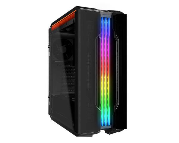 투명한 날개를 단 RGB 케이스, 쿠거 GEMINI T